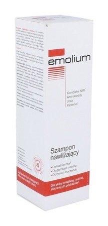 Emolium Feuchtigkeitsshampoo für trockene und gereizte Kopfhaut, 200 ml