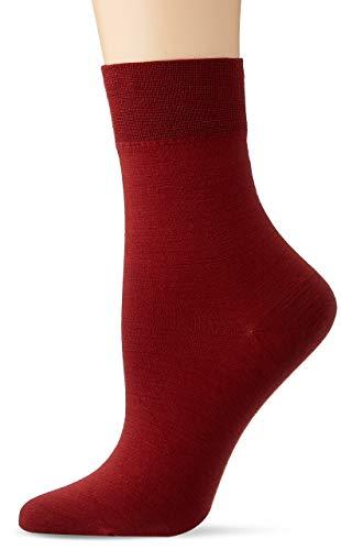 KUNERT Damen Sensual Merino Socken, Morello, 39/42