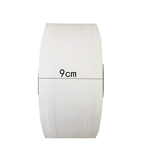 Ecologische Houtpulp Toiletpapier 3 laags Wc-papier Thuisgebruik voor hotelkantoor toiletpapier Bulkrollen
