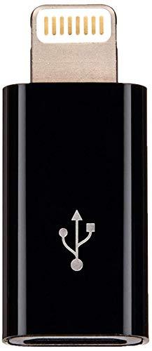 Amazon Basics Micro USB to Lightning Adapter - Apple MFi Certified