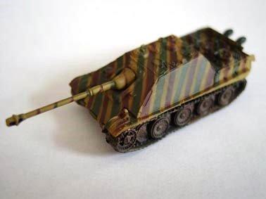 1/144 Tank World Series Musée 02-24 Yakuto Parieur Destroyer Lourd réservoir 3-Couleur Camouflage Seul Article