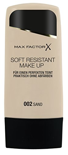 Max Factor Soft Resistant Make-up 2 Sand, 1er Pack (1 x 35 ml)