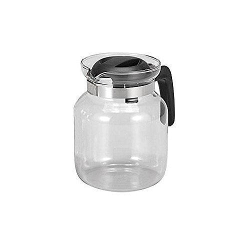 Brema glazen kan 1,25 l O.Decor 22001007, kleur van het deksel kan variëren