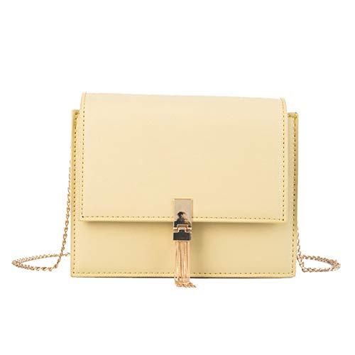 Kleine schoudertas met franjes Vrouwelijke schoudertas Wilde schoudertas Chain Girl Tide Bag