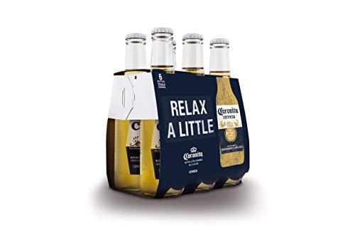 Coronita Cerveza, Paquete de 6 x 210ml