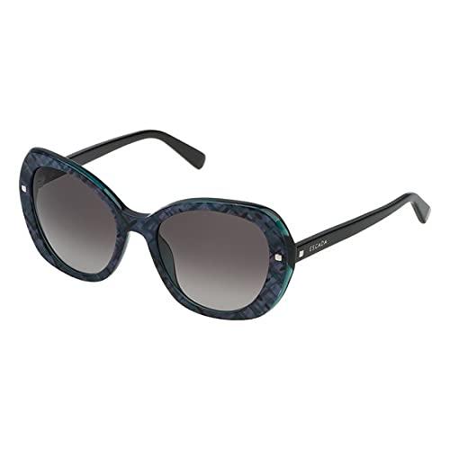 Escada S0353722 Gafas, Multicolor, 53 mm para Mujer