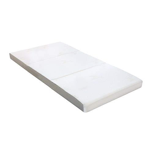 Milliard Tri Folding Mattress with Washable Cover (Twin)