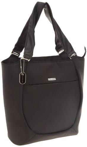 Samsonite, Damen Stiefel & Stiefeletten, Negro (Schwarz) - F74*09007-black 1041