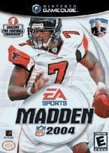 Madden NFL 2004 by Electronic Arts