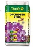 Hack Orchideenerde 5 Liter, natürlich und torffrei