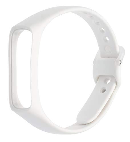 Neu Samsung R375 - Brazalete para Samsung Galaxy Fit e, Color Blanco