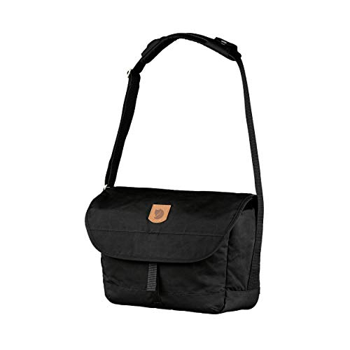 FJÄLLRÄVEN Greenland Shoulder Bag, Black, 39 cm