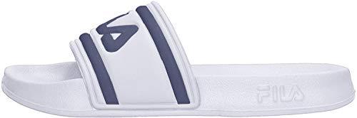 FILA Damen 1010340-1FG_39 Slides, White, EU