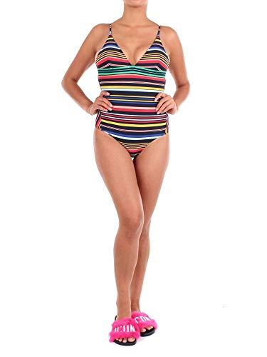 Stella McCartney Luxury Fashion 458768SBK329804 Badpak voor dames, meerkleurig, outlet