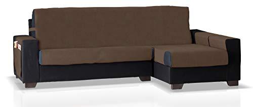 JM textiel beschermer voor hoekbank met GEA ottoman rechts, grootte groot (275 cm.), kleur: grijs.