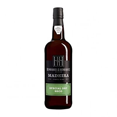 Henriques and Henriques 3 Year Old Special Dry Madeira, 75 cl
