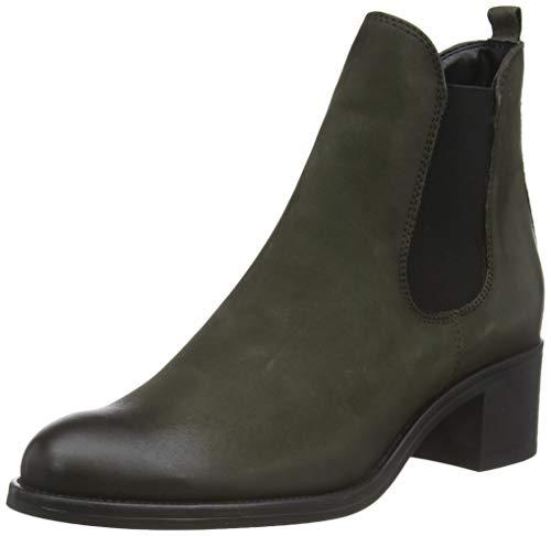 Tamaris Damen 1-1-25040-23 Chelsea Boots, Grün (Olive Nubuc 760), 39 EU
