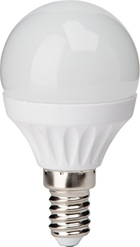 Brilliant LED 3W Tropfenlampe Sockel E14, 250LM, 3000K, warmweiß,  96622A05