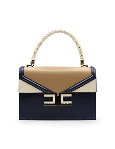 Elisabetta Franchi Luxury Fashion Donna BS22A01E2X34 Multicolor Borsa A Mano  