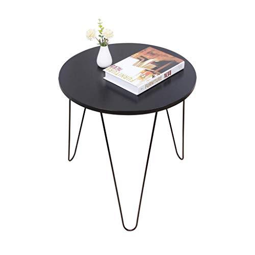 Tisch, freizeit tisch, verhandeln die kleine runde tisch, faule tisch, bar tisch, kreative tisch (farbe: SCHWARZ)
