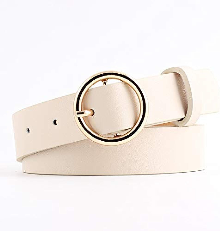 Der Womens Leather Belt Ladies' Belts Fashion Leisure Calf Leather Leather Belts Ladies' belt