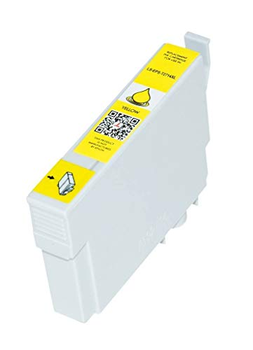 T2714 XL Cartuccia compatibile Giallo Per Epson WorkForce WF-3620 WF-3640 WF-7110 WF-7610 WF-7620