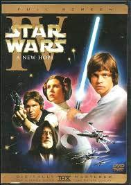 Star Wars IV: A New Hope (DVD-Full Screen)