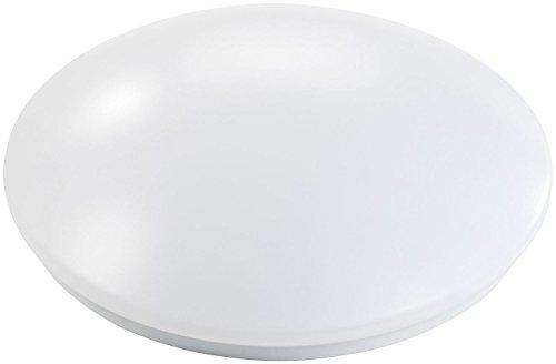 Luminea Badleuchte: LED-Wand- & Deckenleuchte, 20 W, Ø 38 cm, warmweiß (Deckenfluter)