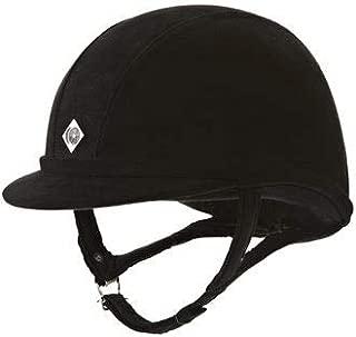 Charles Owen GR8 Plus Helmet, Size 7-1/4, Black