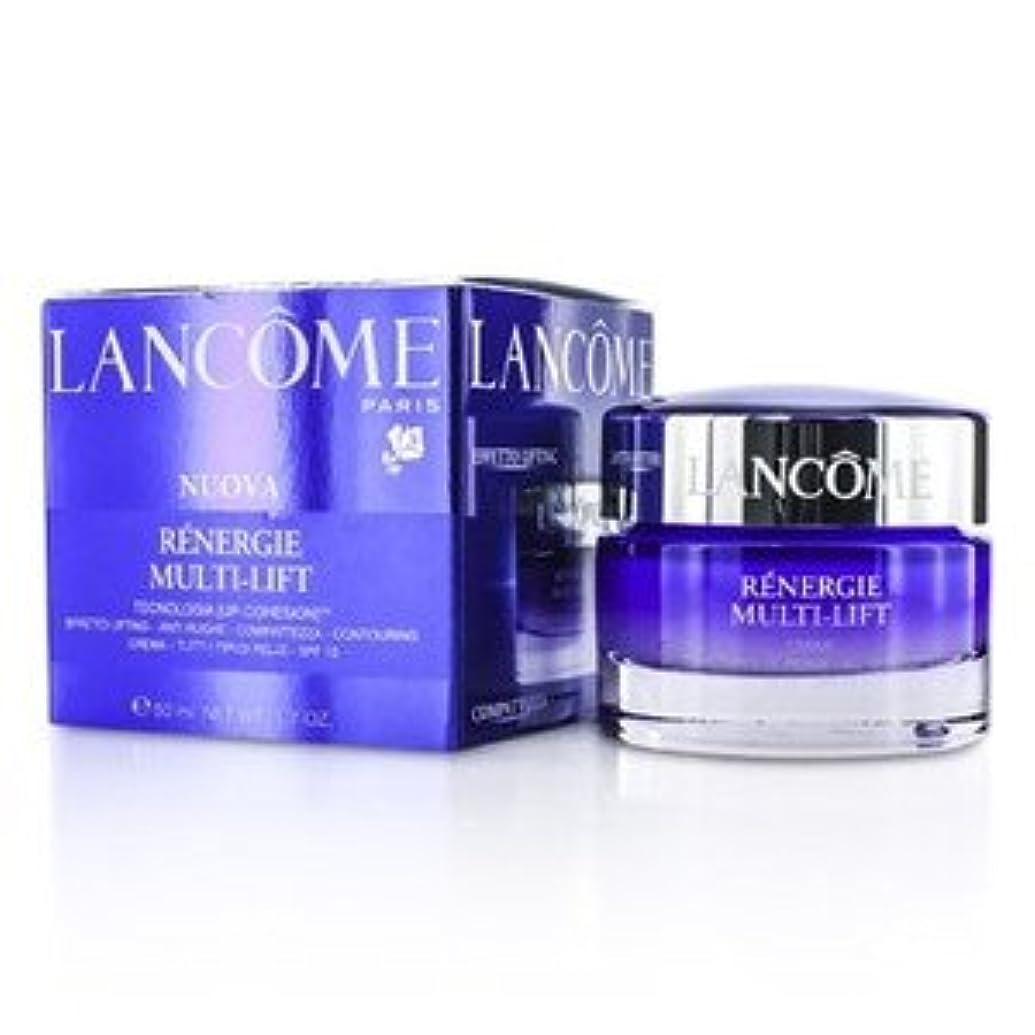 可能性菊錫LANCOME(ランコム) レネルジー マルチリフト リディファイング リフティング クリーム SPF15 For All Skin Types 50ml/1.7oz [並行輸入品]