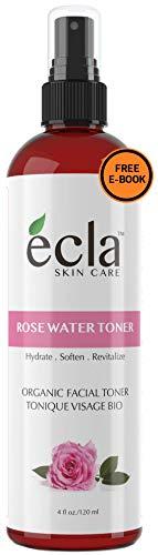 ECLA Skin Care Rose Water Toner Review