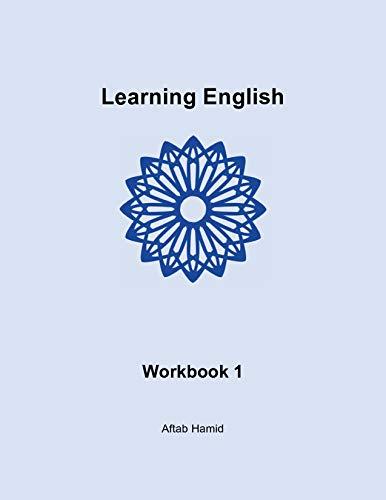 Learning English : Workbook 1