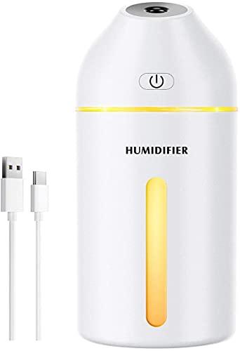 Homasy Ultraschall-Luftbefeuchter