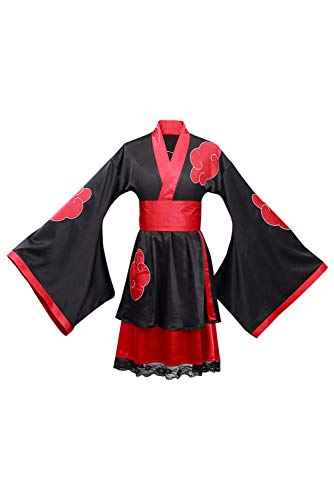 Enhopty Akatsuki - Kimono para Halloween