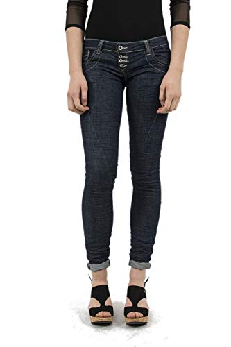 Please Jeans p68c blau Gr. XX-Small, blau
