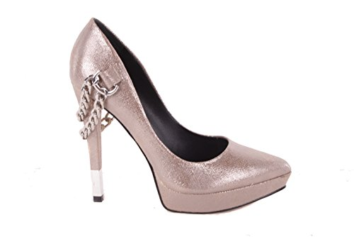 Guess Damen Pumps Highheels Stilettos (Bronze, Numeric_39)