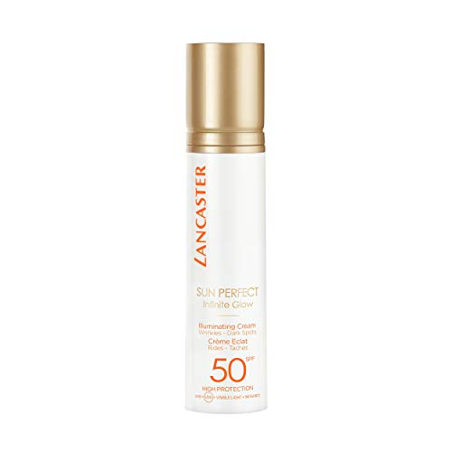 LANCASTER SUN PERFECT - Illuminating Cream SPF50 High Protection 50ml