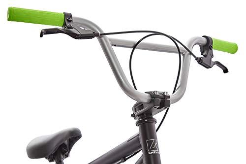 KHE BMX Fahrrad Barcode CS 16 Zoll schwarz nur 10,0kg! - 6