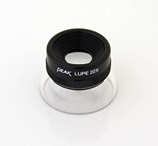 ピーク ルーペ22×22倍拡大鏡 1964