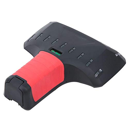 Sensor de espárragos, escáner de pared digital, equipado con indicador LED, práctico multiusos para localizar tuberías de espárragos