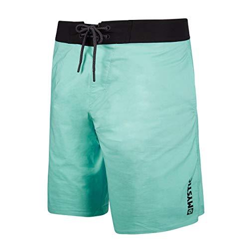 Mystic Brand Stretch Boardshort Turquoise 36 XL