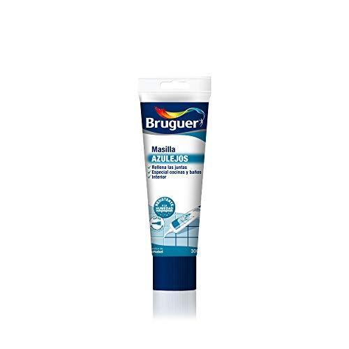 Bruguer Masilla Azulejos Blanco 330 gr