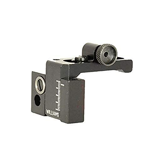 Williams 5D Series 94/36 Receiver Peep Sight - 1398, Black