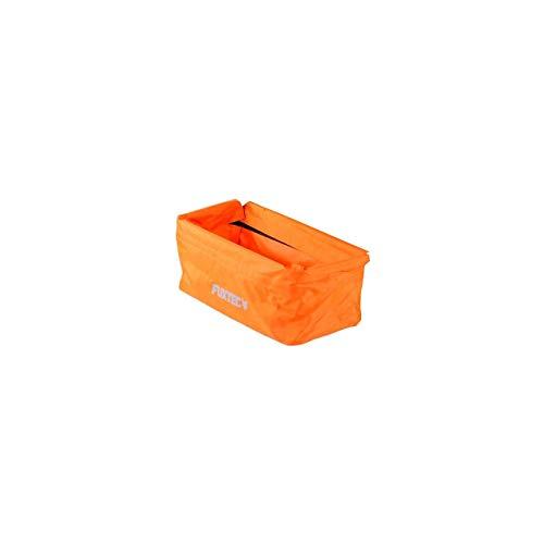 Fuxtec Hecktasche ORANGE, als Zubehör passend für unsere Faltbare Bollerwagen CT-350/CT500/JW76C