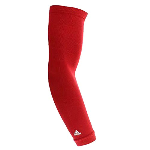 adidas Adult Core Sleeve, Power Red, Large/X-Large