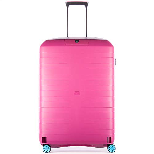 RONCATO Box Young trolley large rigido tsa 4 ruote Azzurro/Magenta
