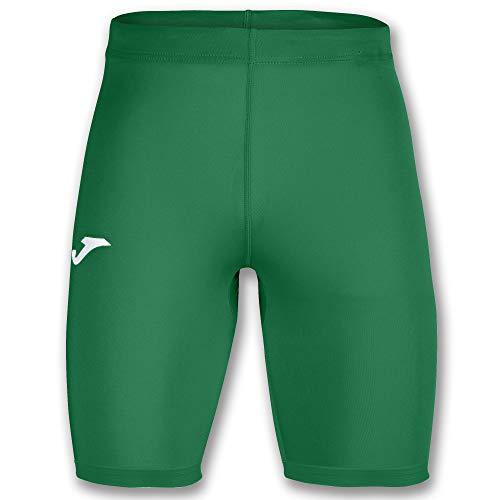Joma Academy Pantaloni Termici da Uomo, Verde, S-M