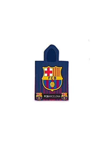 Sergio Correia Poncho Playa Microfibra FC Barcelona 55x110