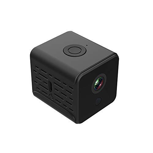 Movimiento De Cámara, Cámara Espía, 1080P HD, 6PCS De Infrarrojos De Visión Nocturna, Función Wifi Remoto Infinite IP, Alarma Automática De Detección De Movimiento, Lente De 155 Grados De Ángulo Ancho