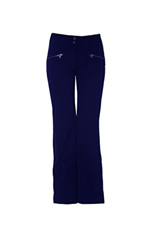 Erin Snow Women's Parker Pants in Eco Sporty Size 12 Black [並行輸入品]
